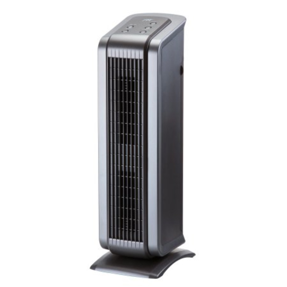 SPT-AC-2062-Tower Hepa Air Cleaner with Ionizer, Hepa and VOC filters by Sunpentown 5a6f01f7e2246159f91b3ff1