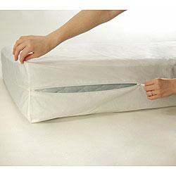 Waterproof Bed Bug Blocker Zippered Mattress Protector - Twin