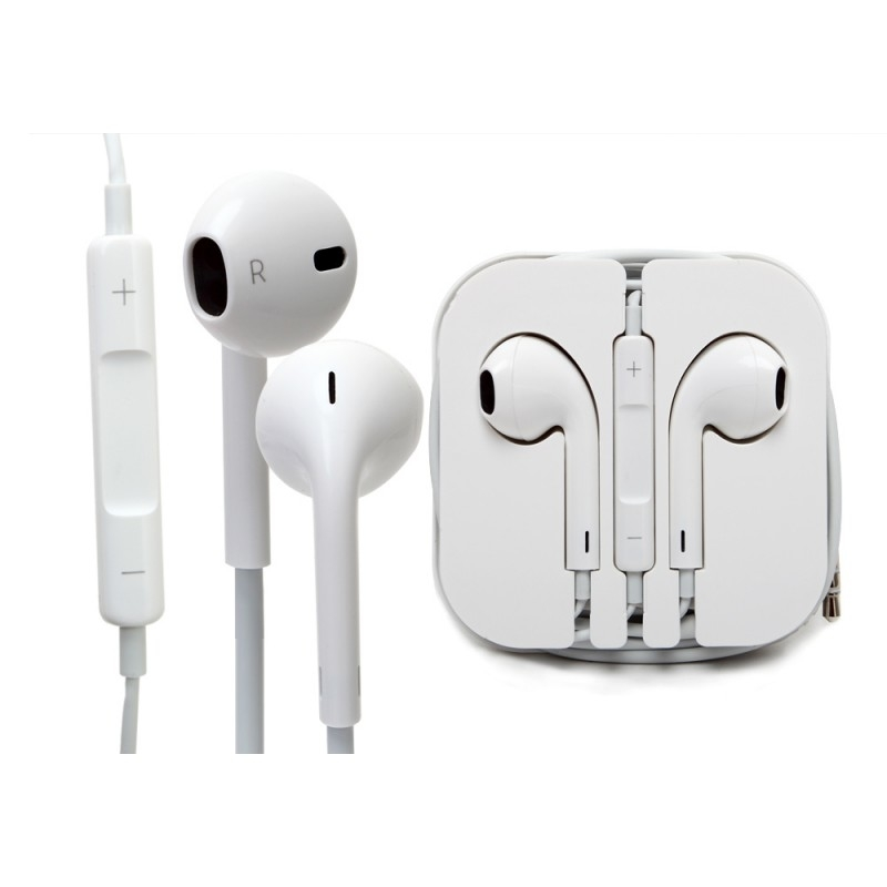Control Music and Video Playback Answer and End Calls Enhanced Bass Response Resistant to Sweat and Water Damage Audio, remote, and mic are compatible with all iPod, iPhone, and iPad models