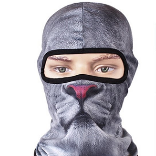 Balaclava Ski Face 3D Animal Cover Mask Cycling Hat - 01 5a9fe9932adf921f8340bf63