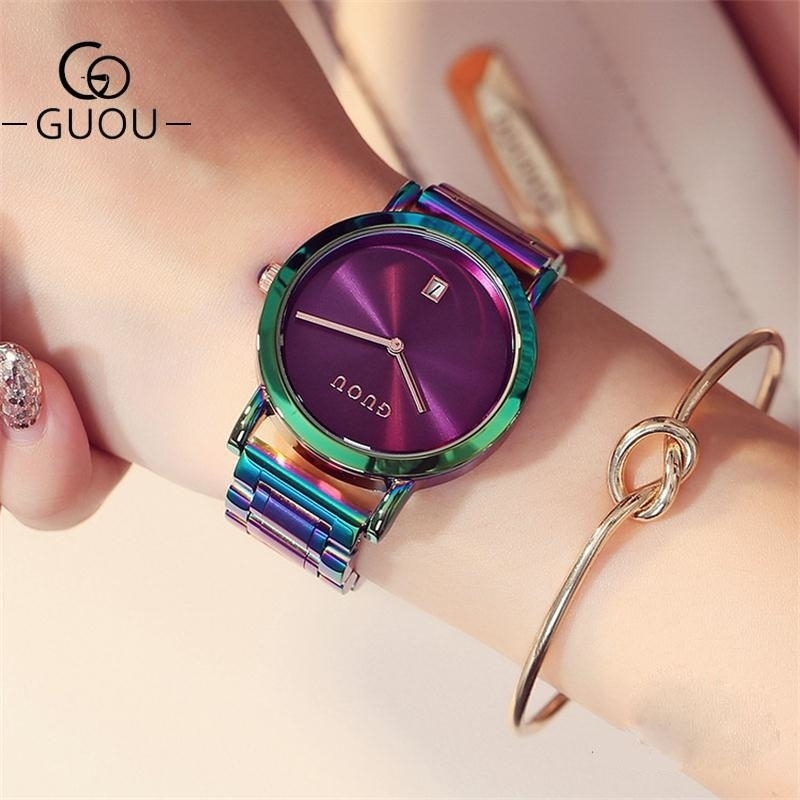 Watch_Women_Fashion_Colorful_Stainless_Steel_Ladies_Watch_-_A,_China