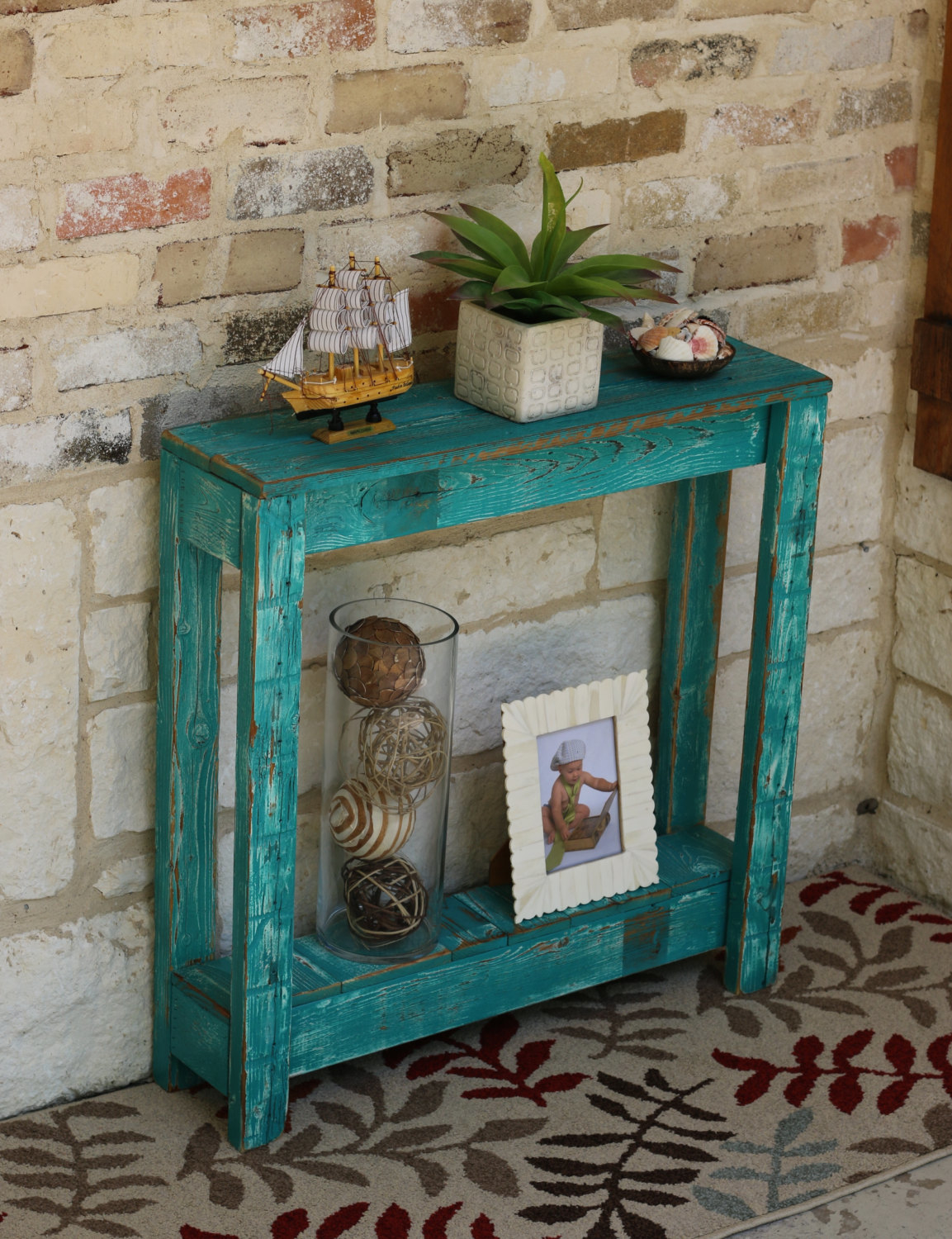 Dougandcristydesigns Side Accent Table L H