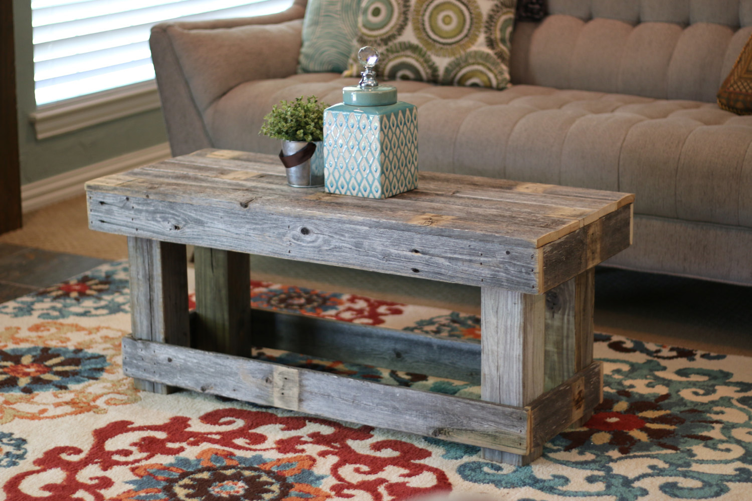 Dougandcristydesigns Unfinished Coffee Table