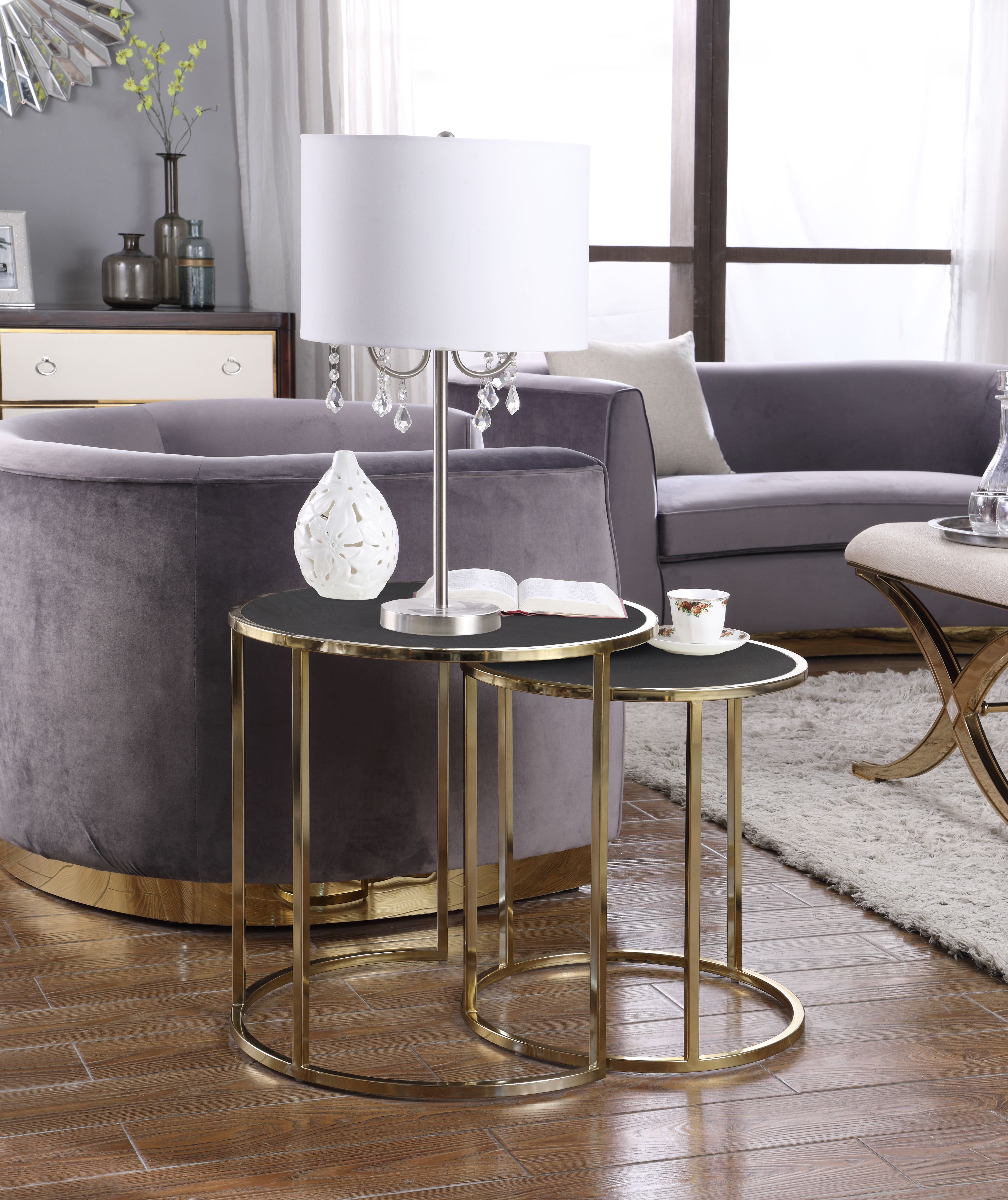 Iconic End Tables