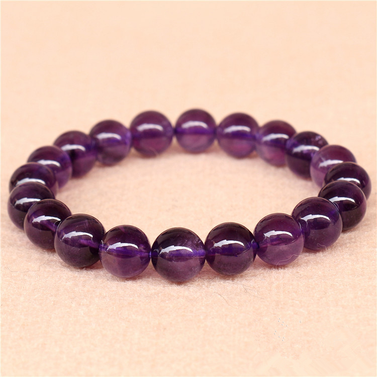 pure_natural_purple_crystal_Single_circle._Bracelets