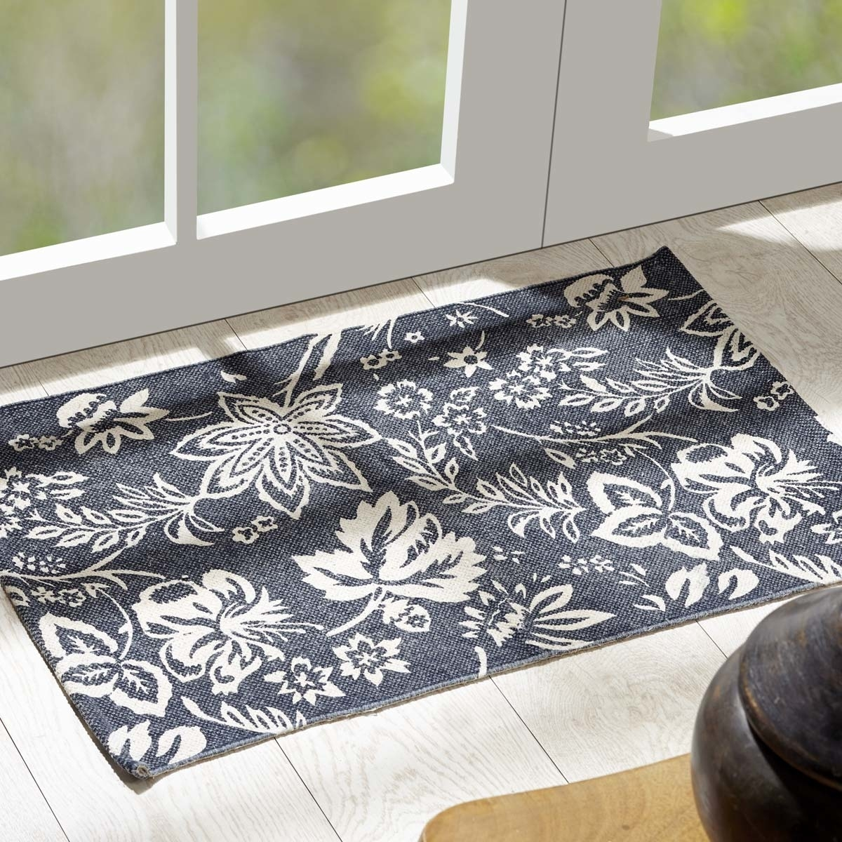 Farmhouse Rugs Lilianna Charcoal Rug