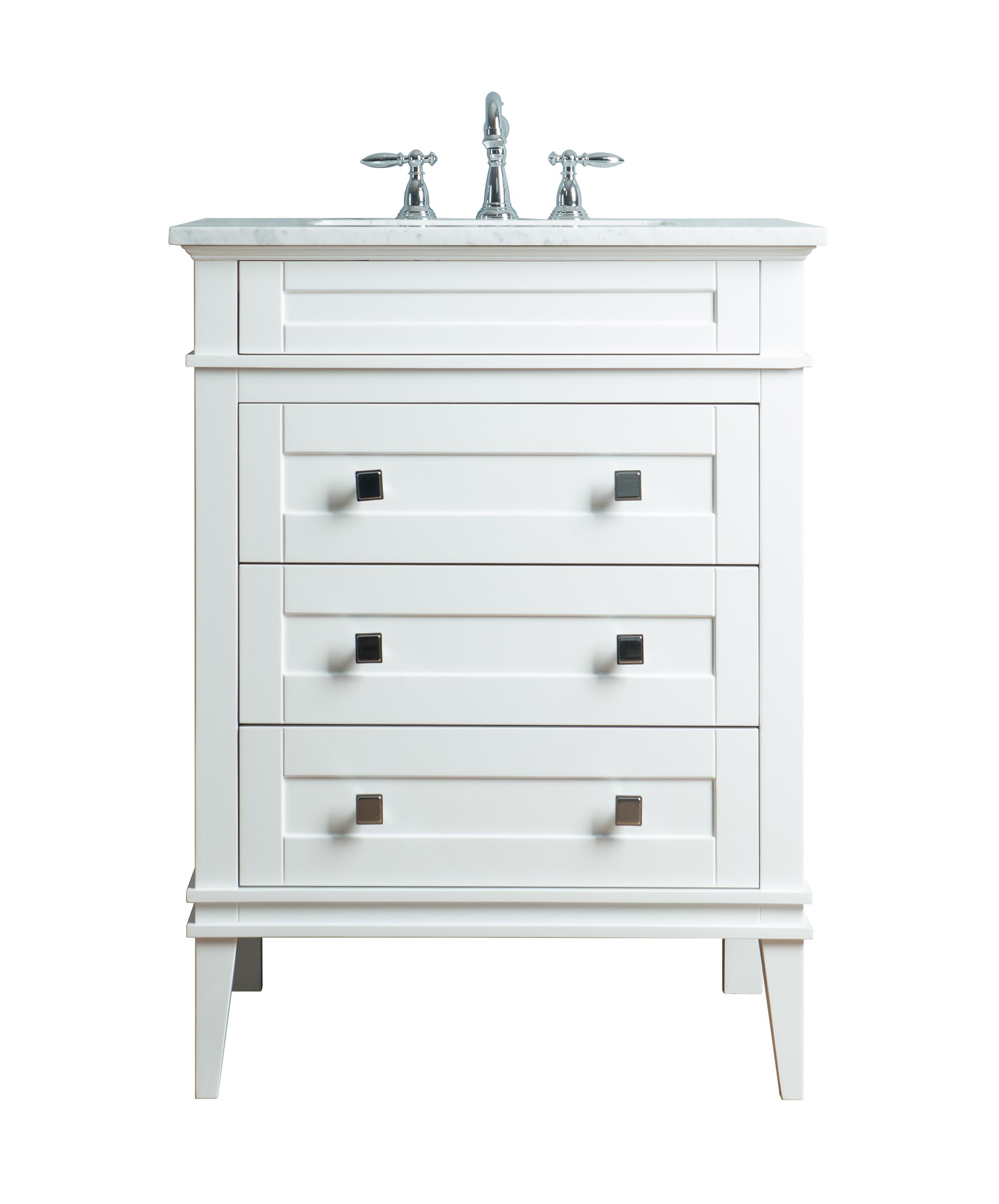 Single Sink Bathroom Vanity Corinne