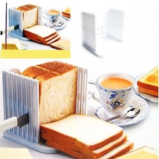 Bread Toast Sandwich Slicer Cutter Mold Maker Kitchen Guide Slicing Tools 5b3446544300ed5b6954f47a