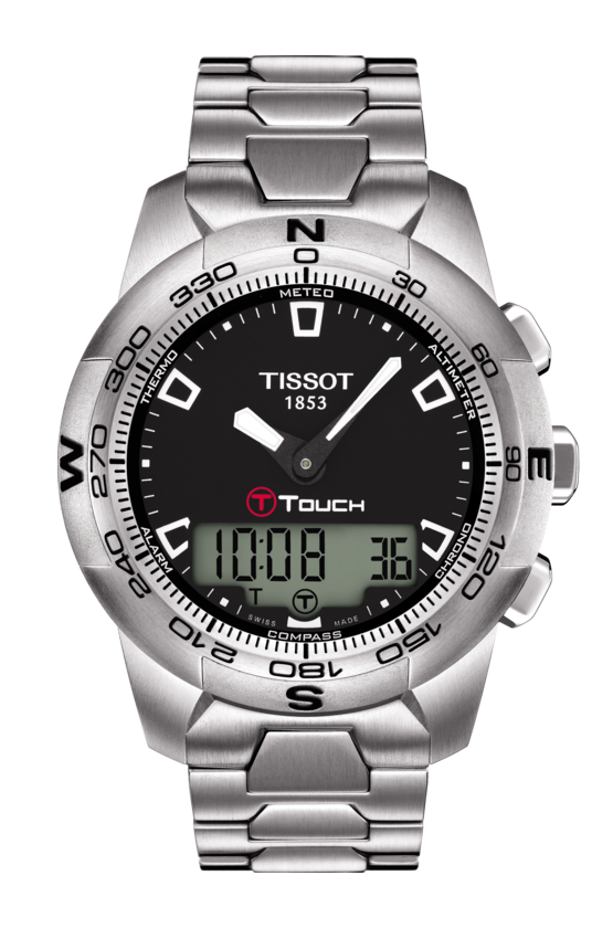 Tissot T-Touch II Mens Watch t0474201105100