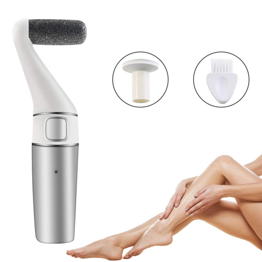 Electric Foot File,3 in 1 Rechargeable Waterproof Callus Remover 5b977540d9fd917e4c3b2e41