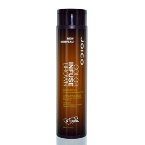 Joico Color Infuse Brown joico Shampoo TO Revive Brown Hair 10.1 OZ (300 ML)