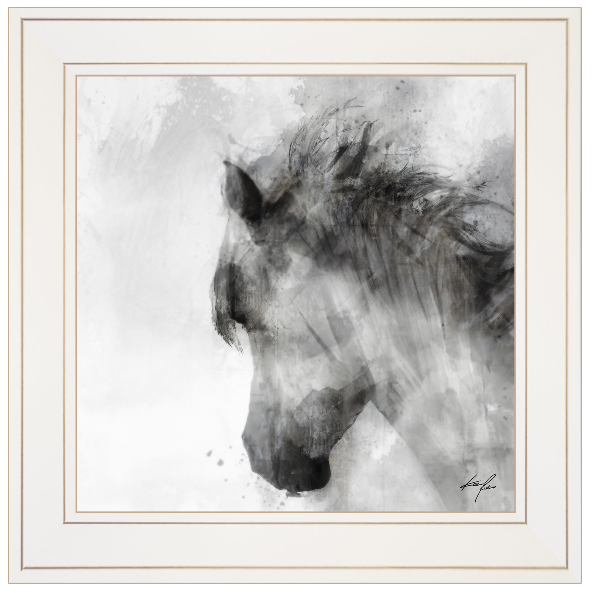 ""\""""Journey to the West Ii"""" by Ken Roko, Ready to Hang Framed print, White Frame""2000|2000|?|en|2|6e9929bc3eab22cae8241a2a953f71ee|False|UNLIKELY|0.2939702272415161