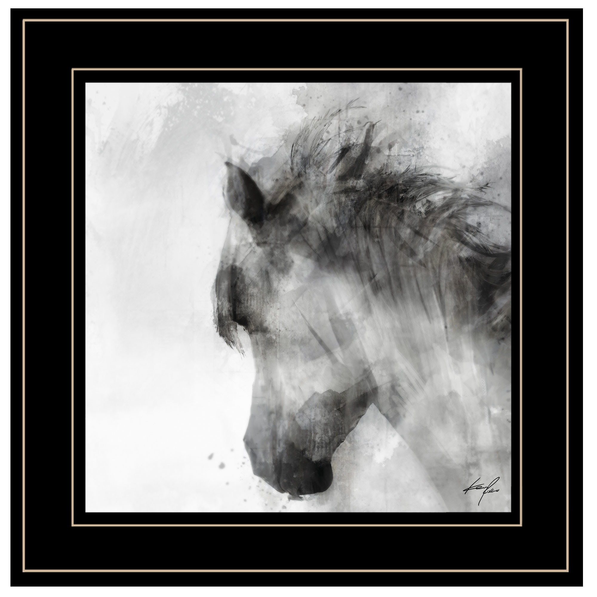 ""\""""Journey to the West Ii"""" by Ken Roko, Ready to Hang Framed Print, Black Frame""2000|2000|?|en|2|4f5473877d76aec90ebf09a6664af733|False|UNLIKELY|0.29156699776649475