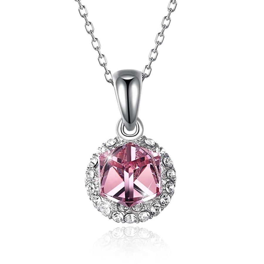 Crystal_Droplet_Sterling_Silver_Necklace