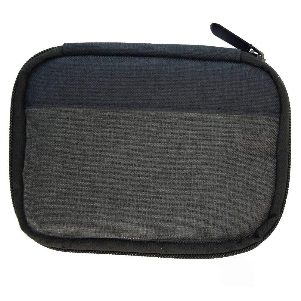 XtremPro 11136 Portable Carry Storage USB Flash Drive Organizer USB Sticks 6 Mesh Slots photo
