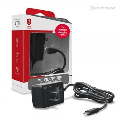 Hyperkin ac charger for switch.