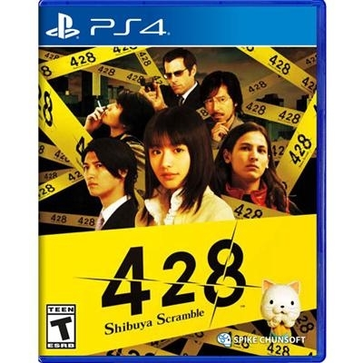 428: shibuya scramble ps4. Revolving around the lives of five protagonists who get dragged into a kidnapping case, you must make choices for each character that will undoubtedly alter the story for another, all within a ten-hour period. This creates the possibility of over 90 different endings! with an unconventional palette consisting of text, live action stills, and video sequences to paint the narrative, 428 provides humor, uniqueness, and much intrigue that will entice you to reach all endings.
