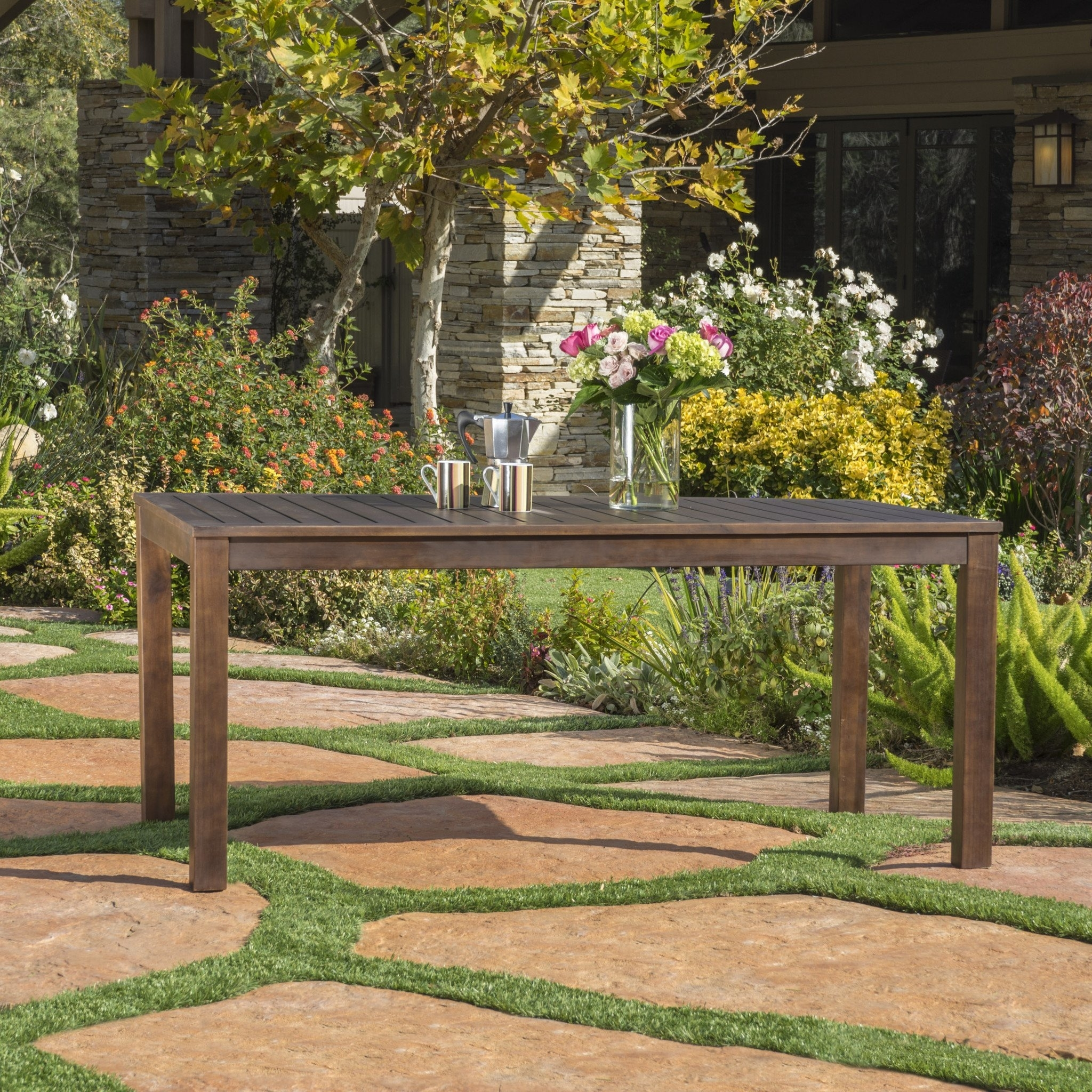 Marin Outdoor Picnic Table