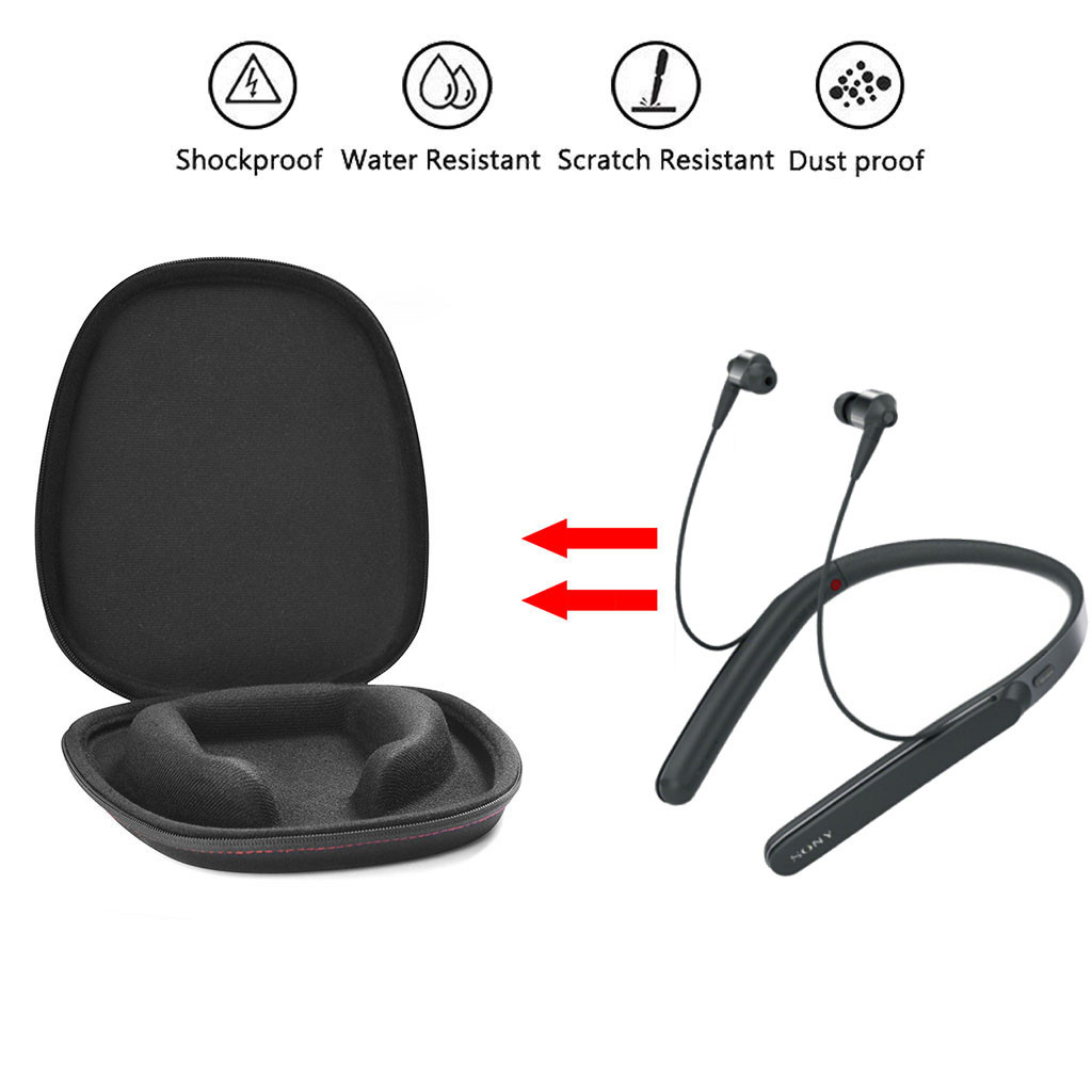 Case for Sony Wi-1000X Noise Cancelling Wireless Behind-Neck in Ear Headphones -  Shenzhen Wanweile Network Tech