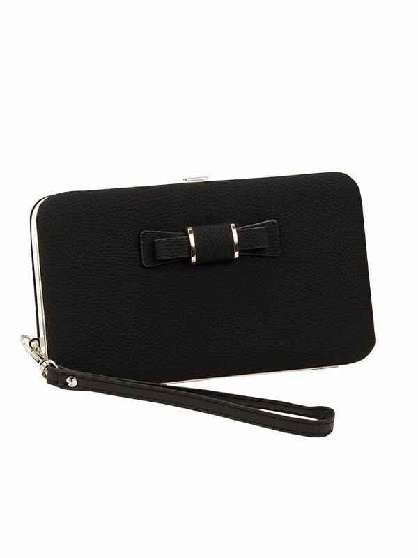 Bowknot Wallet Clutch Purse (Dodolook) photo