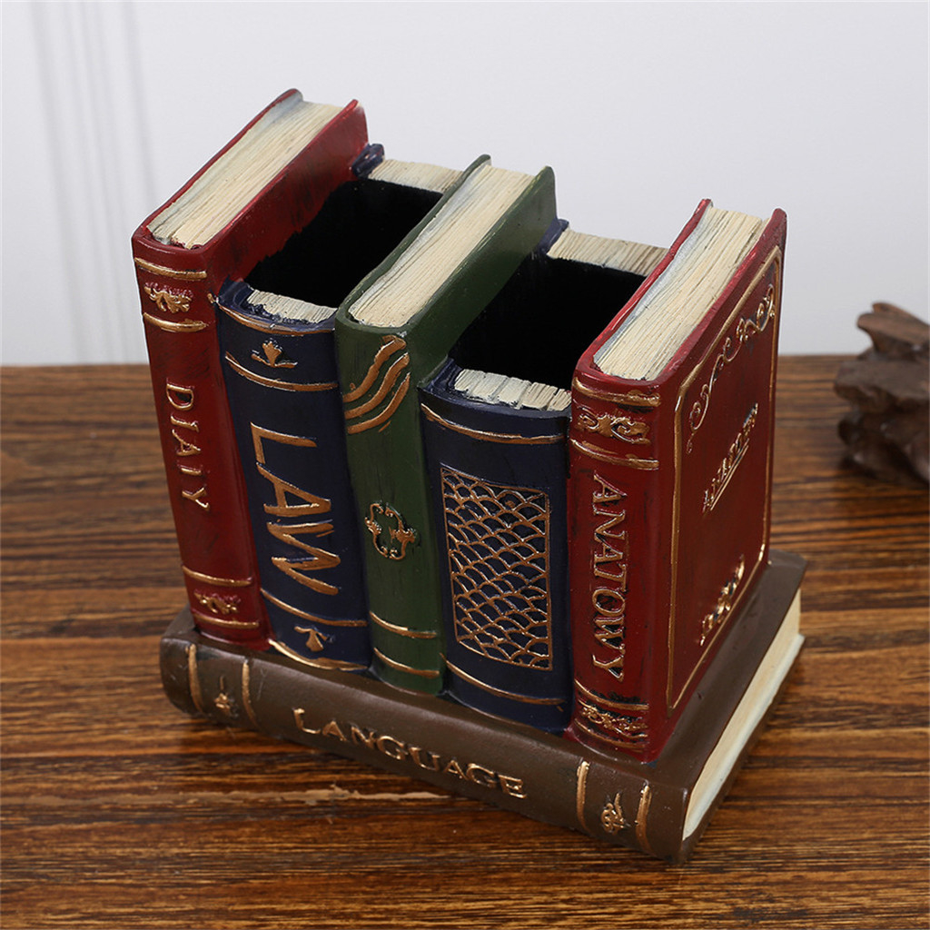 Multifunction Desktop Craft Ornaments Decor Gift Fake Book Pen Holders - f2342e7d89719ae , Multifunction-Desktop-Craft-Ornaments-Decor-Gift-Fake-Book-Pen-Holders-12839891 , Multifunction Desktop Craft Ornaments Decor Gift Fake Book Pen Holders , Huazada , 12839891 , Home & Garden > Bathroom Accessories , 5cc05425d9fd9162547ec8