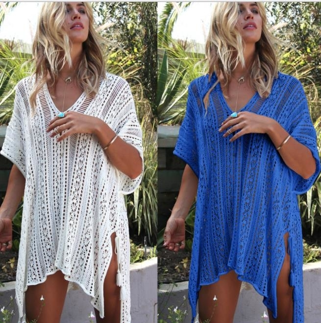 Knitted_Hollow_Loose_Sexy_Holiday_Beach_Bikini_Blouse_Sunscreen_Suit_Women