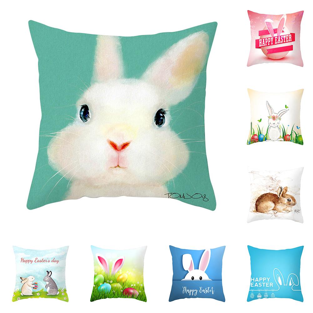 Cheers Cat Pig Rabbit Leopard Pillow