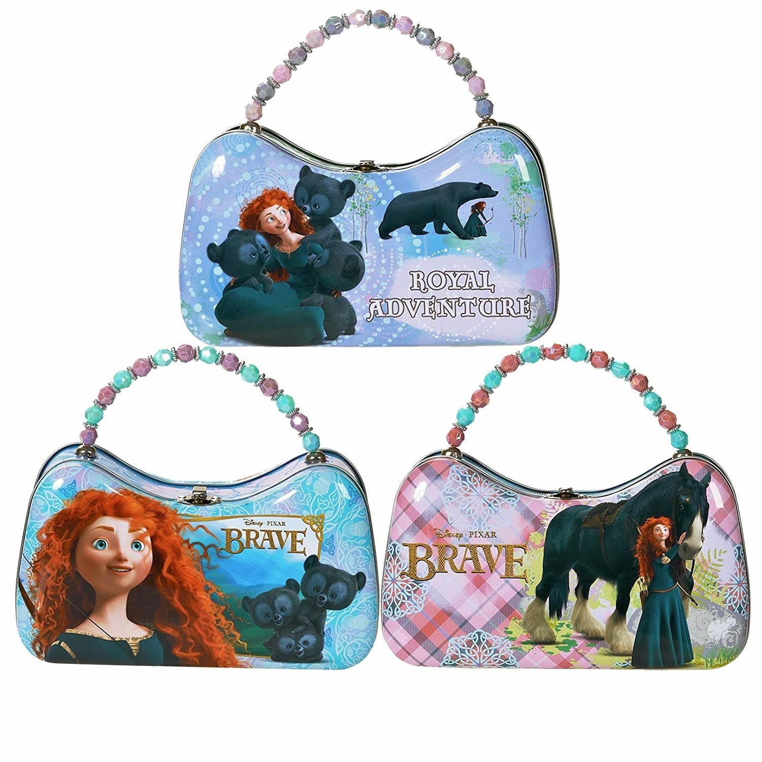 Disney Brave Scoop Purse - Style May Vary (RandonBraveTinPurse) photo