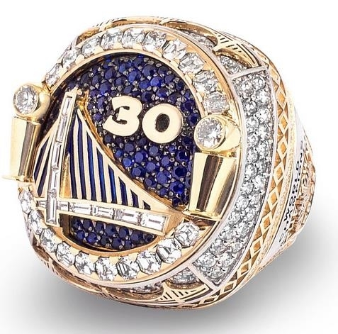 NBA_official_championship_ring_for_warrior_Curie_-_9