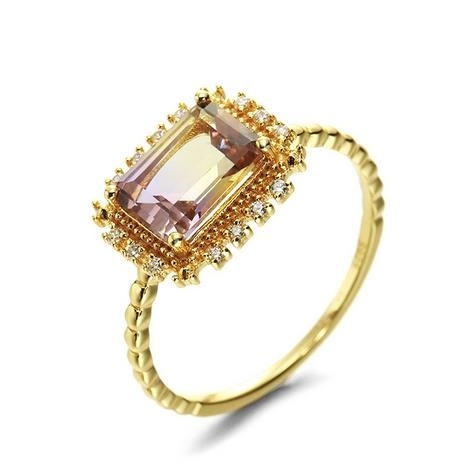 Natural_Caibao_925_Pure_Silver_Gold_Amethyst_Rectangular_Ring_-_5