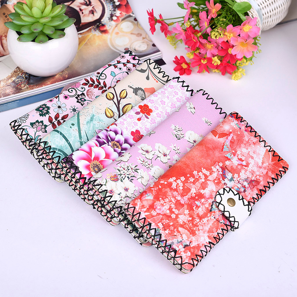 Women's Upgraded Handmade Wallet Coin Purse National Style Wallet Coin (XYL90812800N_huazada) photo