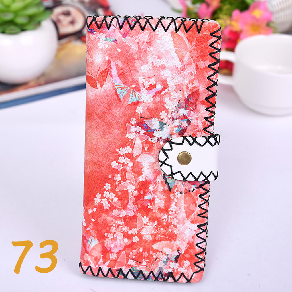 Women's Upgraded Handmade Wallet Coin Purse National Style Wallet Coin (XYL90812800B) photo