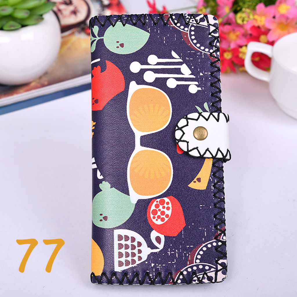 Women's Upgraded Handmade Wallet Coin Purse National Style Wallet Coin (XYL90812800F) photo