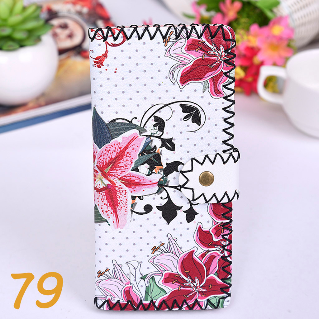 Women's Upgraded Handmade Wallet Coin Purse National Style Wallet Coin (XYL90812800H) photo
