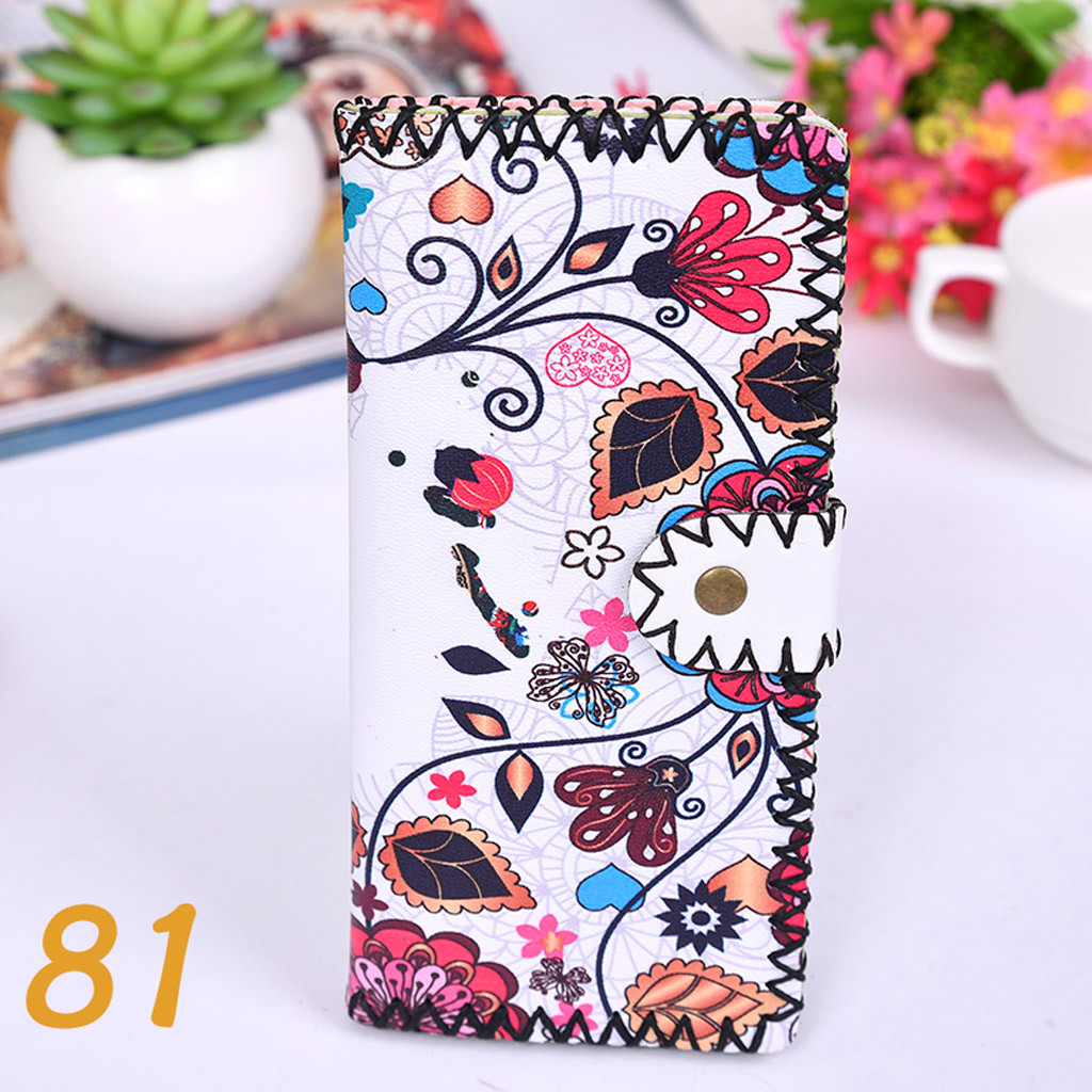 Women's Upgraded Handmade Wallet Coin Purse National Style Wallet Coin (XYL90812800J) photo