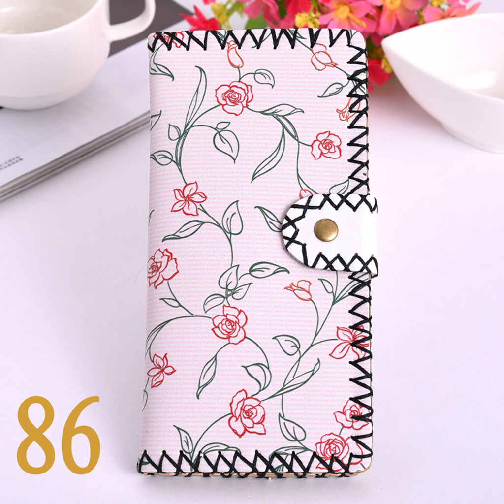 Women's Upgraded Handmade Wallet Coin Purse National Style Wallet Coin (XYL90812801C) photo