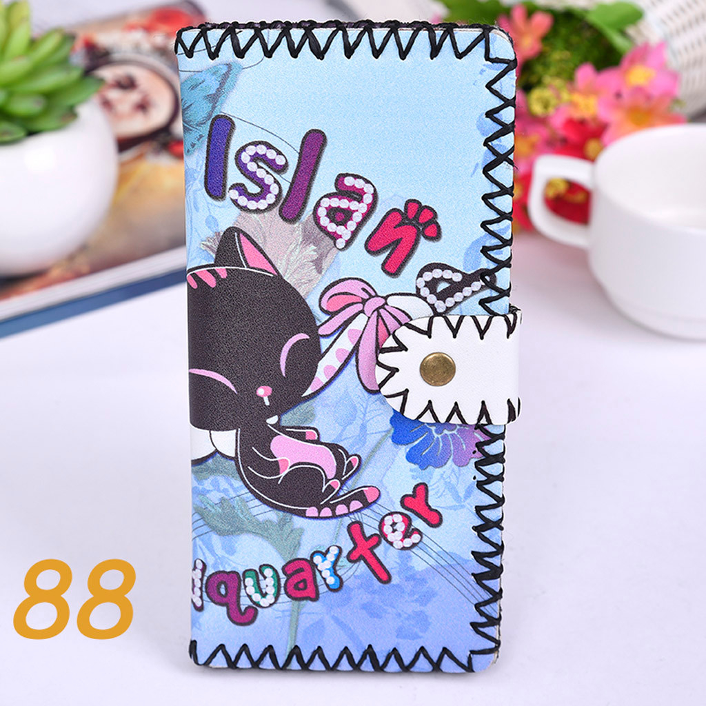 Women's Upgraded Handmade Wallet Coin Purse National Style Wallet Coin (XYL90812801E) photo