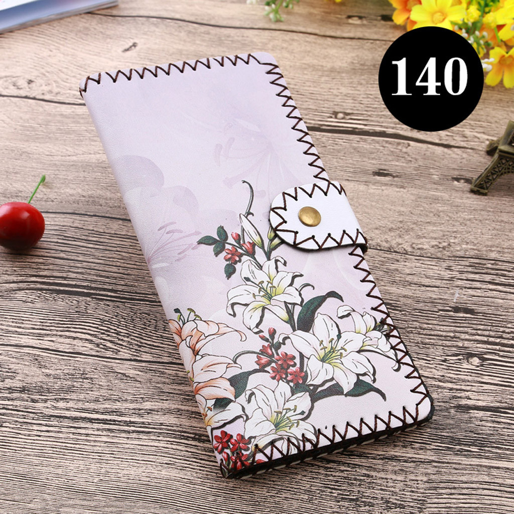 Women's Upgraded Handmade Wallet Coin Purse National Style Wallet Coin (XYL90812804A) photo