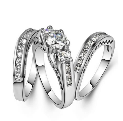 Three_couple_set_rings_with_diamond_and_zircon_-_6