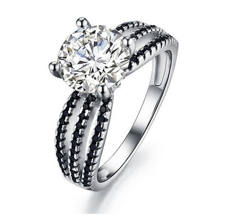 Sterling_Silver_Diamond_Ring_-_6