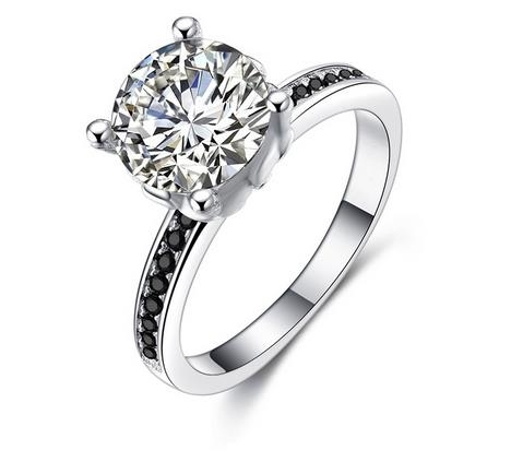 925_fashion_luxury_Royal_Ring_14k_Diamond_Ring_-_6