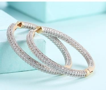 Creative_new_style_K-gold_Zircon_Earrings_women's_fashion_round_diamond