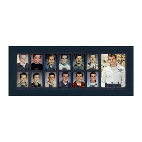 """""""School_Years_Picture_Frame_7_x_20_Personalized_Preschool_2.5""""""""_x_3.5""""""""_5"""""""""""""""