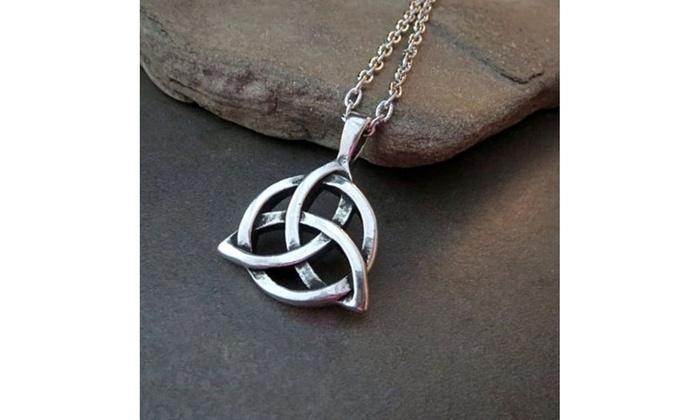 Antique_Silver_3D_Celtic_Necklace
