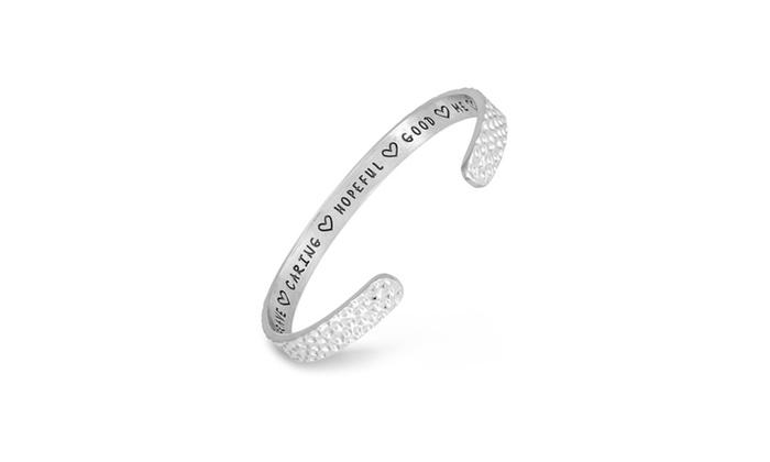 Hammered_Inspirational_Cuff_Bracelets