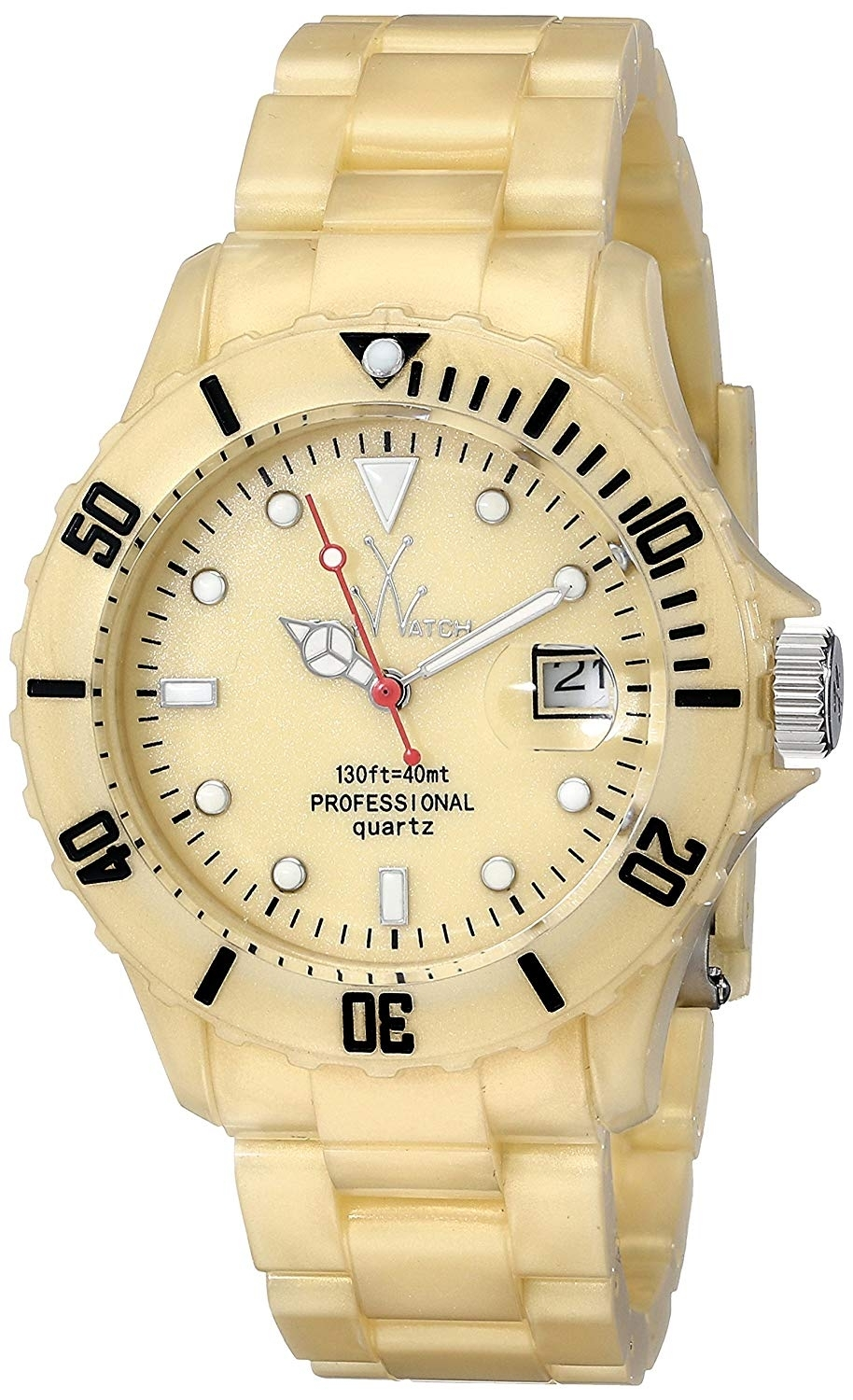 Watch_Toy_Watch_Polycarbonate_Yellow_Yellow_Woman_Flp02gd