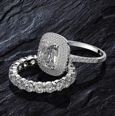 Luxury_group_inlay_suit_main_stone_8_*_9mm_high_carbon_diamond_ring_-
