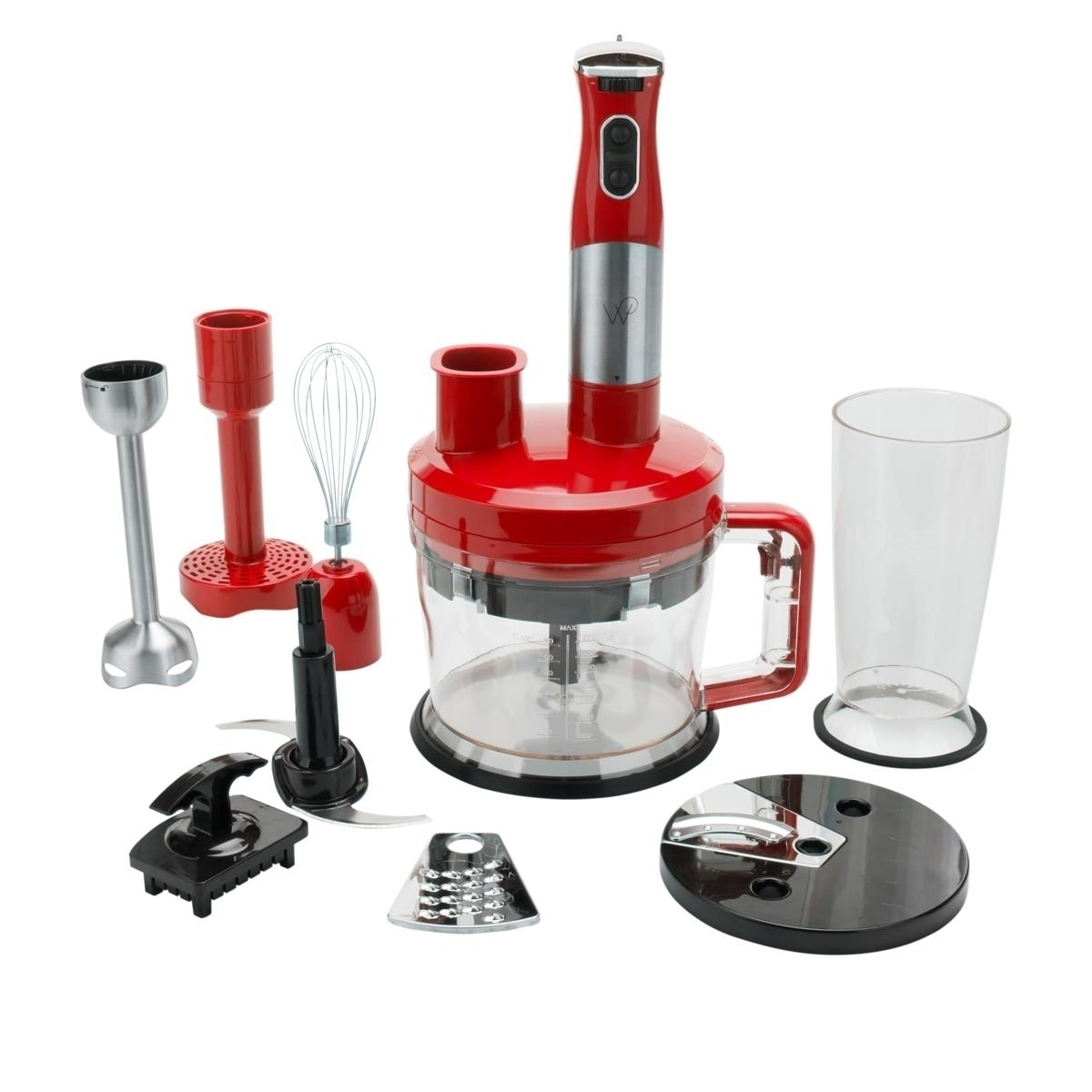Puck 7 In 1 Immersion Blender With